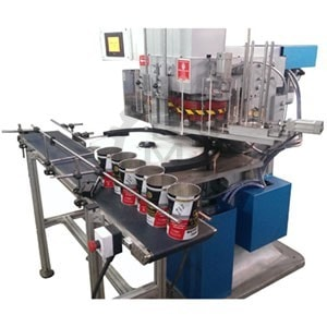 can seamer, automatic can closing machine, automatic can closer, automatic tin packing machine