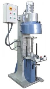 semi automatic round can seamer, semi-automatic round can seaming machine, can seaming, can closing, can closer, seamer, seaming