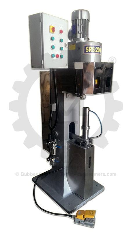 Vacuum Seaming Machine, Nitrogen Seaming machine, Vacuum Seamer